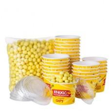 Арахис Crunchy, вкус Сыра, комплект с упаковкой, 1ящик (30порций)