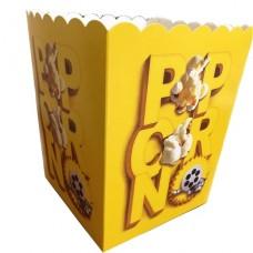 Стаканы для попкорна, V85, 2.5 литра