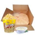 Вкусовая добавка для попкорна, Сметана с зеленью, 1 кг.